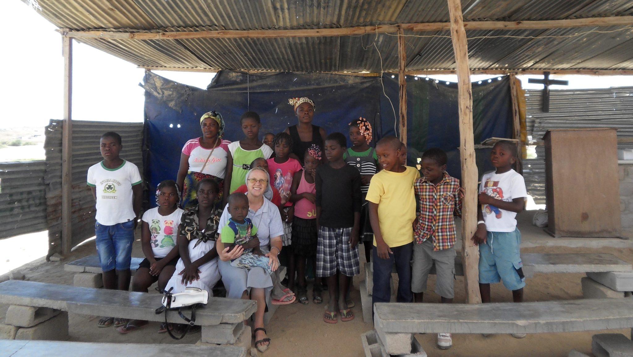 Projekt 471 - Angola - Benguela