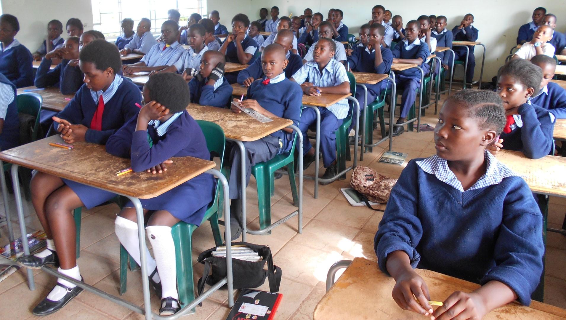 Projekt 480 - Zambia - Mansa