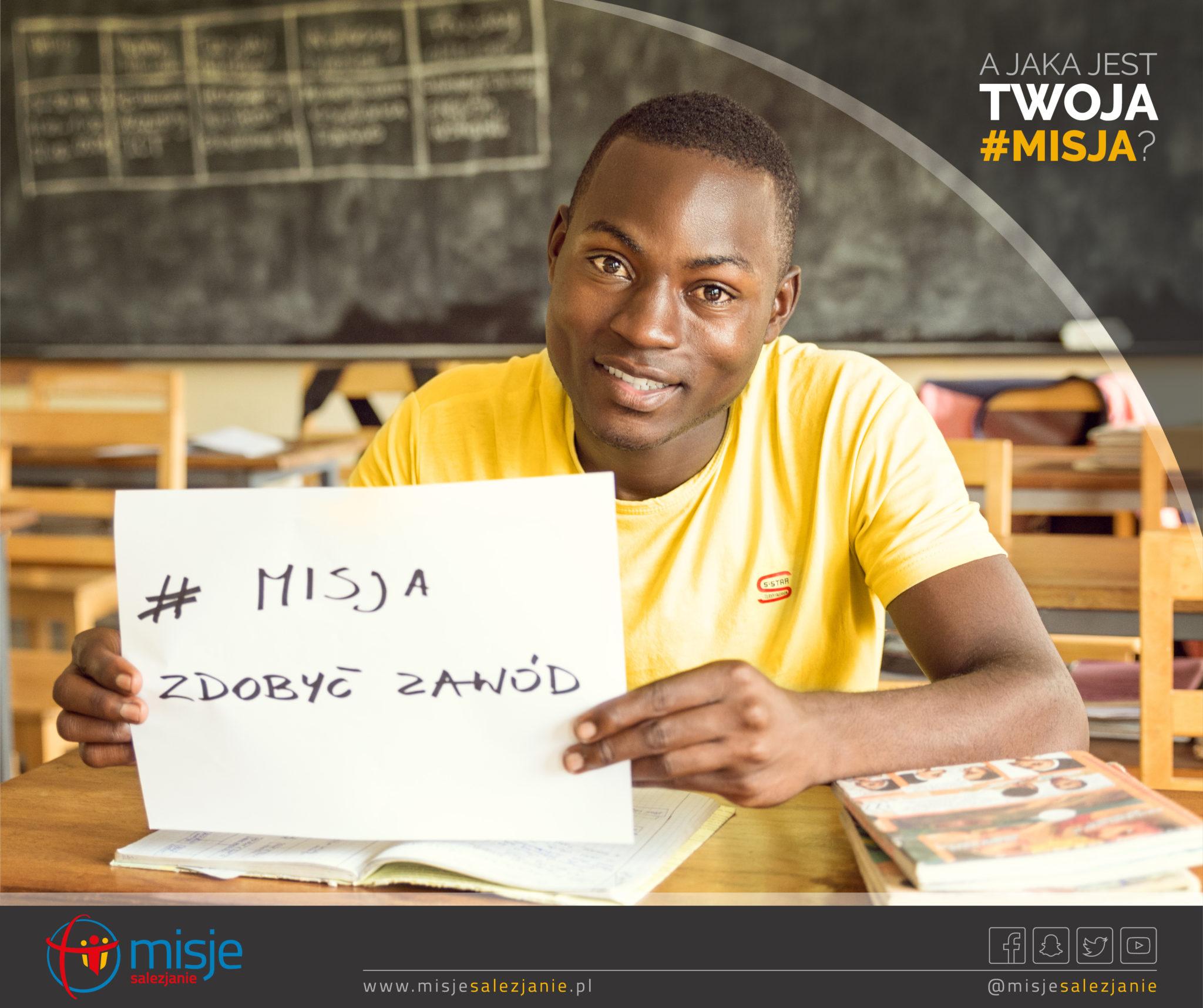 TWOJA #MISJA - baner