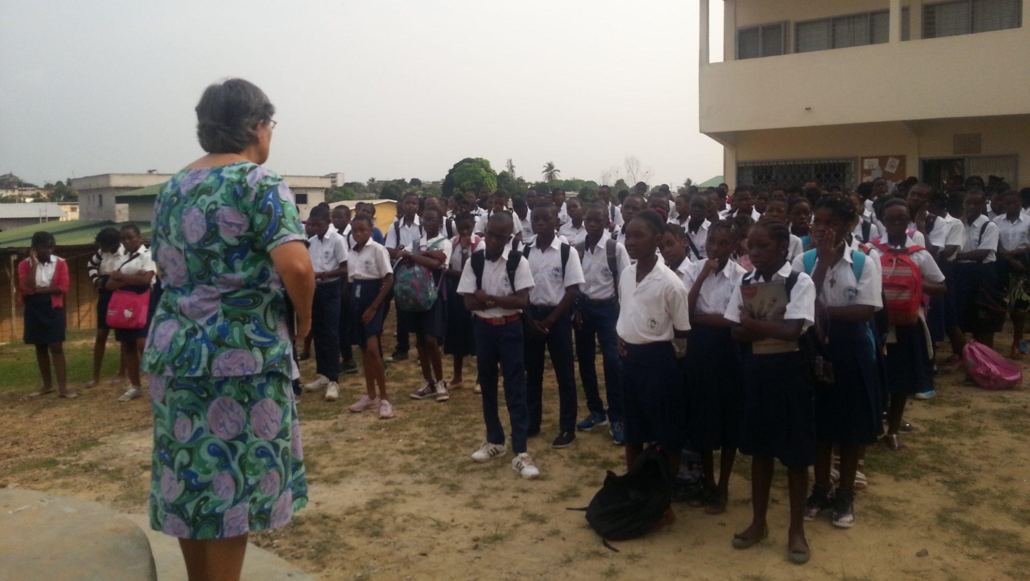 Projekt 489 - Gabon - Libreville