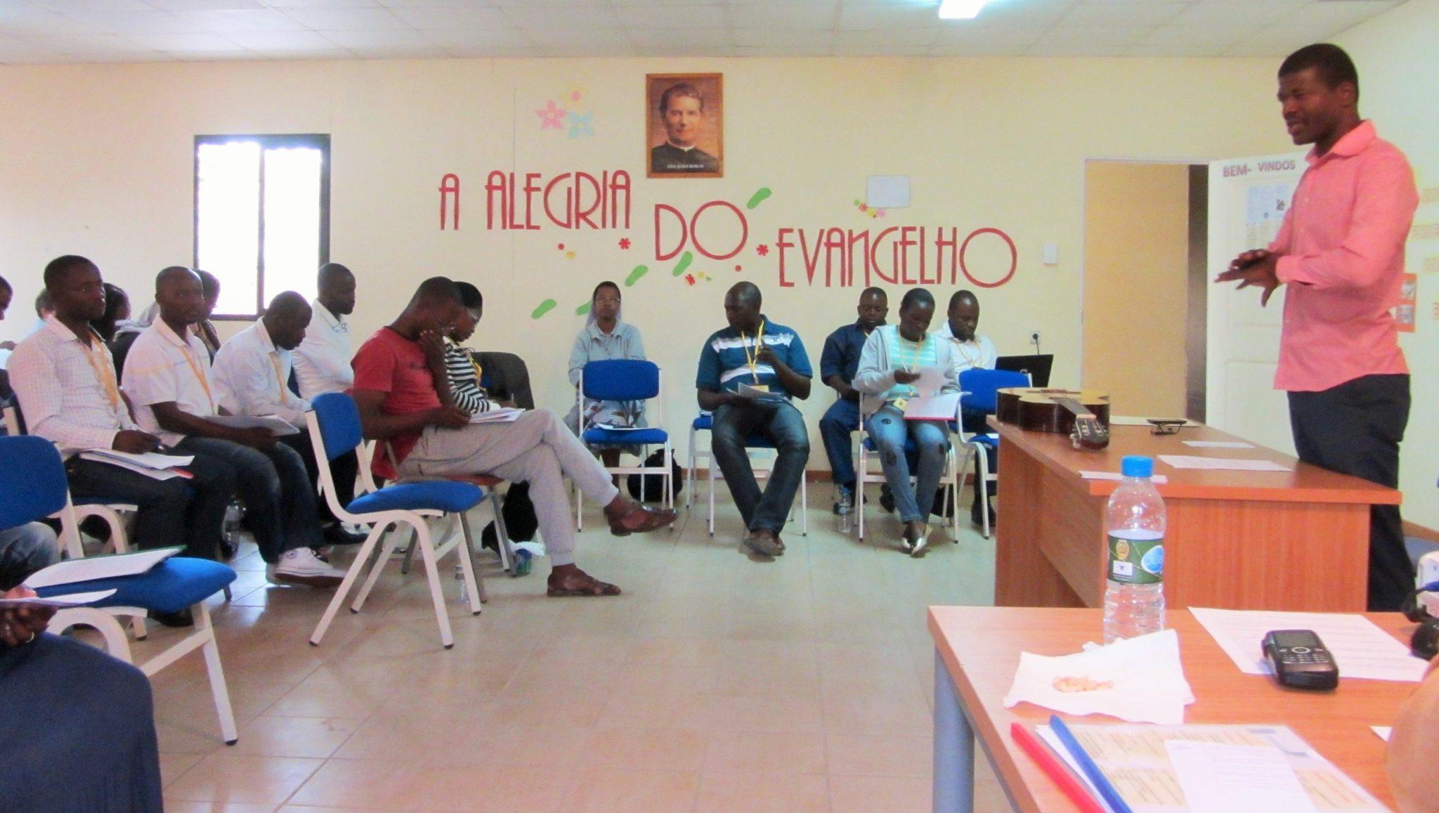 Projekt 490 - Angola