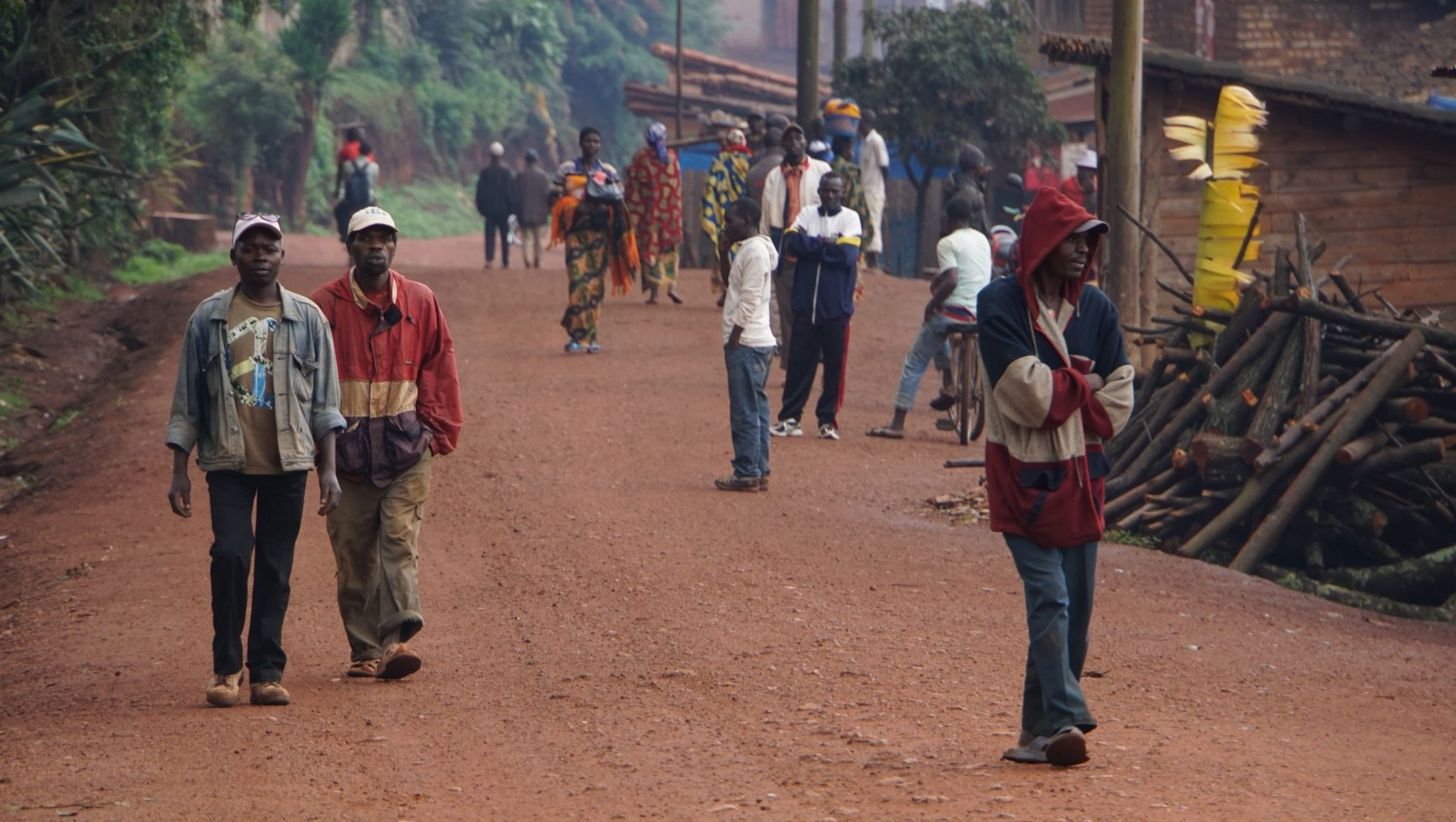 Projekt 444 - Burundi - Rukago