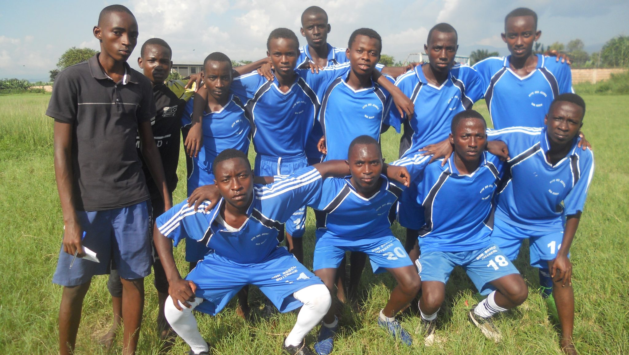 Projekt 483 - Burundi - Buterere