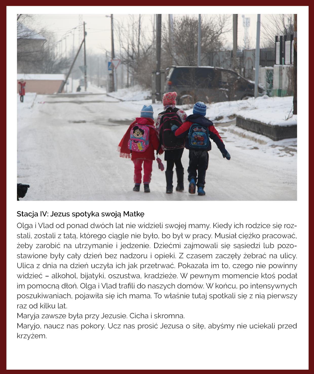MISJA POST - DROGA KRZYŻOWA - KAZACHSTAN