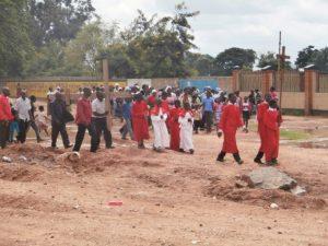 droga krzyzowa slumsy zambia