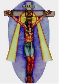 krucyfiks Achuar