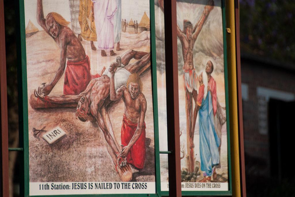 zambijska droga krzyżowa