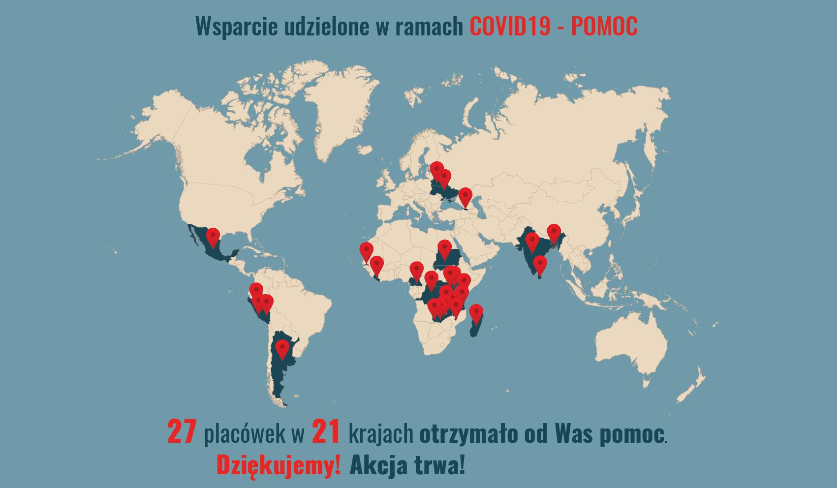 Mapa STRONA